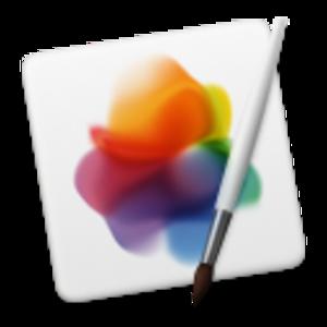 Pixelmator - Image: Pixelmator App Logo