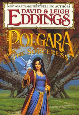 Polgara the Sorceress - First edition book cover
