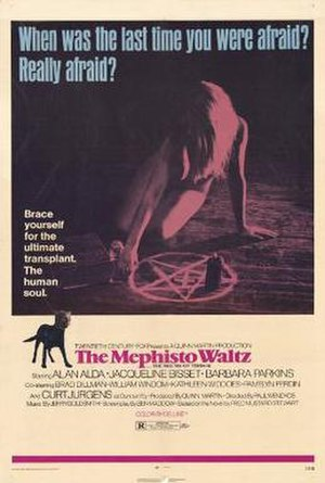 The Mephisto Waltz - Image: Poster of The Mephisto Waltz (film)