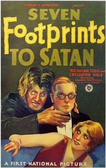 Poster of the movie Seven Footprints to Satan.jpg