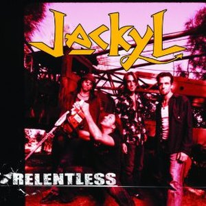Relentless (Jackyl album) - Image: Relentless (Jackyl album)