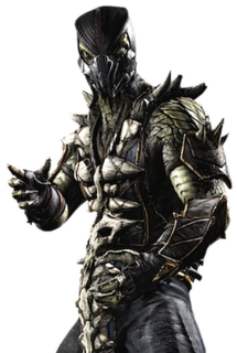 Reptile (<i>Mortal Kombat</i>) character from Mortal Kombat