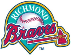 Richmond Braves - Image: Richmond Braves