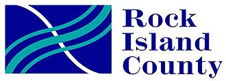 Rock Island County, Illinois - Image: Rock Island County, Illinois logo