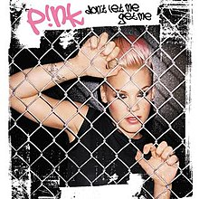 Pink — Don't Let Me Get Me (studio acapella)
