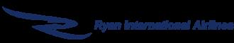 Ryan International Airlines - Image: Ryan Intl Logo
