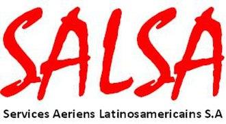 Salsa d'Haïti - Image: SALSA d Haiti Logo Wide