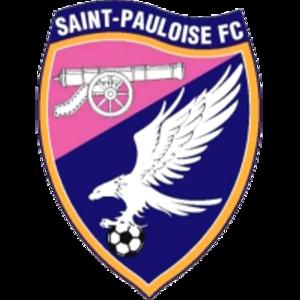 Saint-Pauloise FC - Image: Saint Pauloise FC logo
