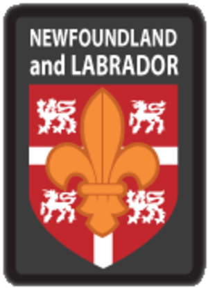 Scouting and Guiding in Newfoundland and Labrador - Image: Scouts Canada Newfoundland and Labrador