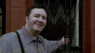 The Second Coming (TV serial) - Johnny Tyler (Mark Benton), the Devil's representative on Earth.