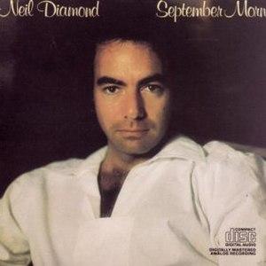 September Morn (album) - Image: September Morn cover