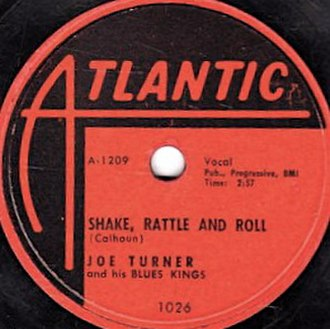 Shake, Rattle and Roll - Image: Shake, Rattle and Roll single cover