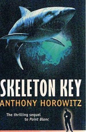 Skeleton Key (novel) - Image: Skeletonkey