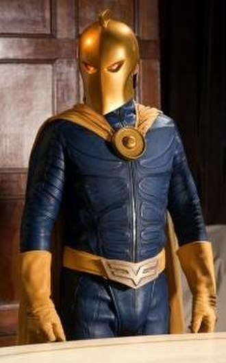Doctor Fate - Brent Stait as Doctor Fate on Smallville.