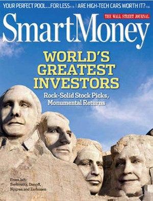 SmartMoney - Image: Smart Money (magazine cover)