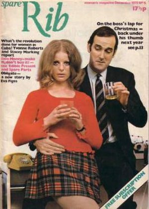 Spare Rib - Image: Spare Rib magazine cover Dec 1972