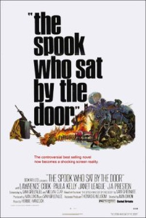 The Spook Who Sat by the Door (film) - 1973 movie poster