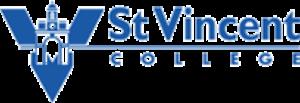 St Vincent College - Image: St Vincent College Logo