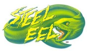 Steel Eel - Image: Steel Eel logo