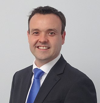 Stephen McPartland - Image: Stephen Mc Partland MP