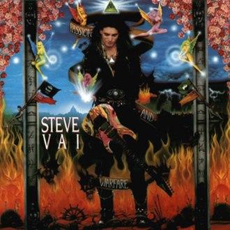 Passion and Warfare - Image: Steve Vai Passion And Warfare