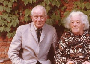 Stringer Davis - with Margaret Rutherford