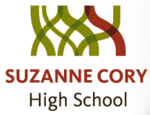 Suzanne Cory High School - Image: Suzanne Cory High Logo