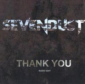 Thank You (Sevendust song) - Image: Thank You (Sevendust)