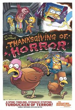 Thanksgiving Of Horror Wikipedia