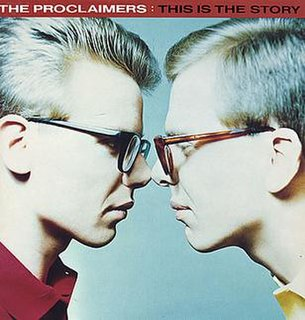 <i>This Is the Story</i> 1987 studio album by The Proclaimers