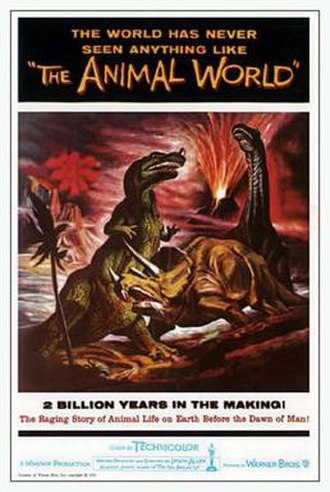 The Animal World (film) - Theatrical release poster