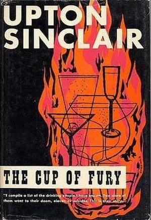 The Cup of Fury - First edition (publ. Channel Press)
