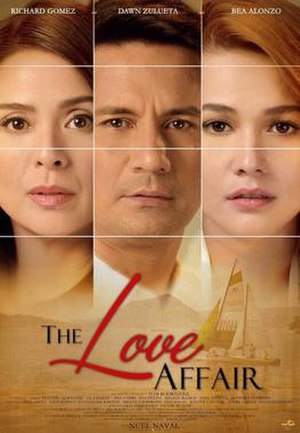 The Love Affair (film) - Theatrical movie poster