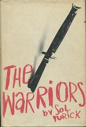 The Warriors (Yurick novel) - First edition cover (Holt, Rinehart & Winston, 1965)
