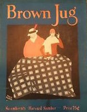 The Brown Jug - April 1926, Harvard Number
