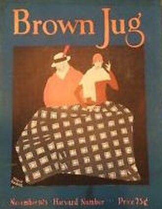 The Brown Jug - April 1926, Harvard Number