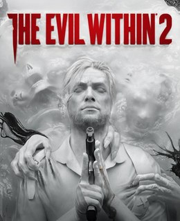<i>The Evil Within 2</i> 2017 video game