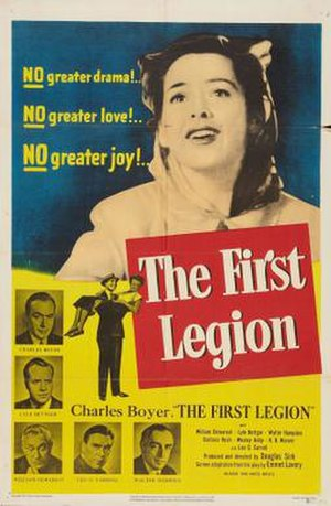 The First Legion - Theatrical release poster