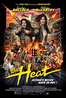 The Heat (film) - Wikipedia, the free encyclopedia