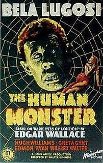 <i>The Dark Eyes of London</i> (film) 1939 film by Walter Summers