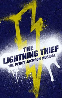 The Lightning Thief Musical Wikipedia