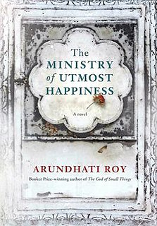 <i>The Ministry of Utmost Happiness</i> Novel by Arundhati Roy