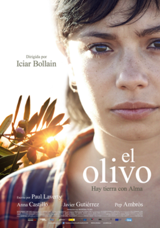 The Olive Tree (2016 film) - Film poster