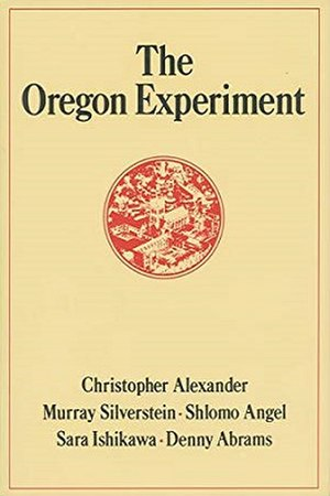 The Oregon Experiment - Image: The Oregon Experiment cover