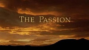 The Passion (TV serial) - Image: The Passion 2008 titlecard