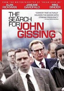La Serĉo pri John Gissing Poster.jpg