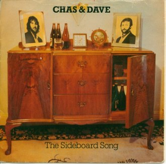 The Sideboard Song - Image: The Sideboard Song cover