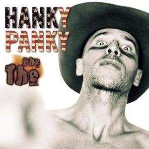Hanky Panky (The The album) - Image: The The Hanky Panky