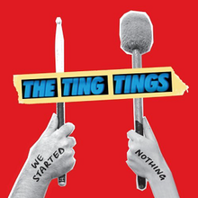 The Ting Tings We Started Nothing album coverpng