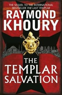 raymond khoury the last templar series